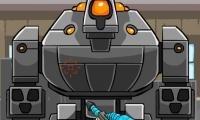 Rambo robot