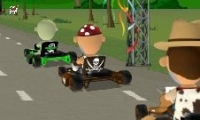 Super karting