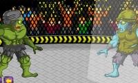 Zombi dövüş klübü